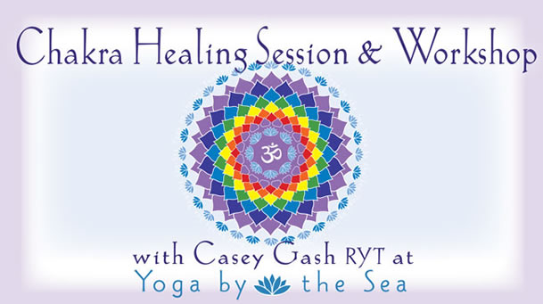 chakra healing with casey gash