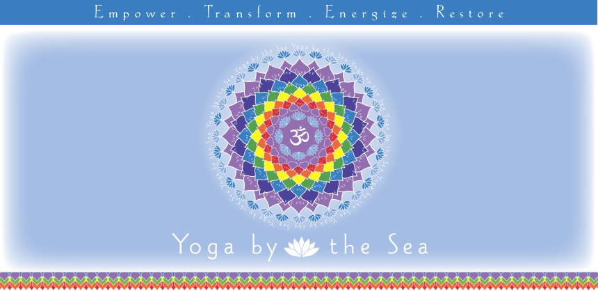 yoga by the sea logo